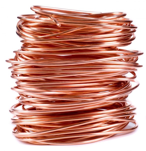 Copper Conductor Atoms : Most useful chemical elements in the world famous